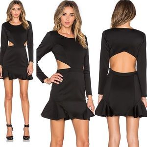 x REVOLVE Lovers + Friends Eternal Cutout Dress